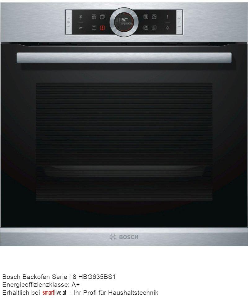 Bosch Backofen Serie | 8 HBG635BS1