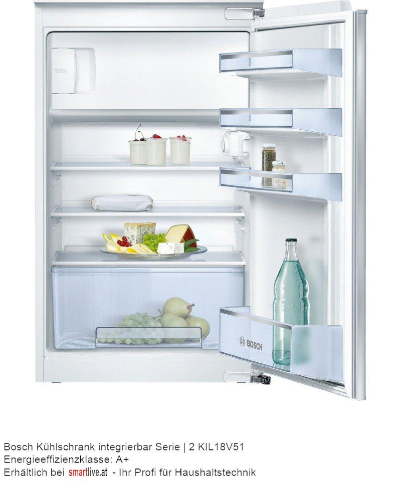 Bosch Kühlschrank integrierbar Serie | 2 KIL18V51