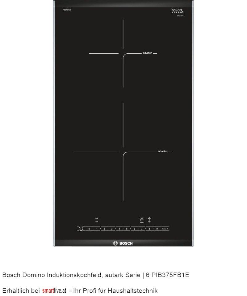 Bosch Domino Induktionskochfeld, autark Serie | 6 PIB375FB1E